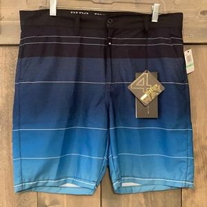 Ring of Fire Sea and Sun swim trunks size 34